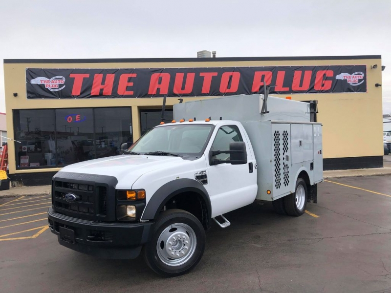 FORD F450 2008 price Call for Pricing.