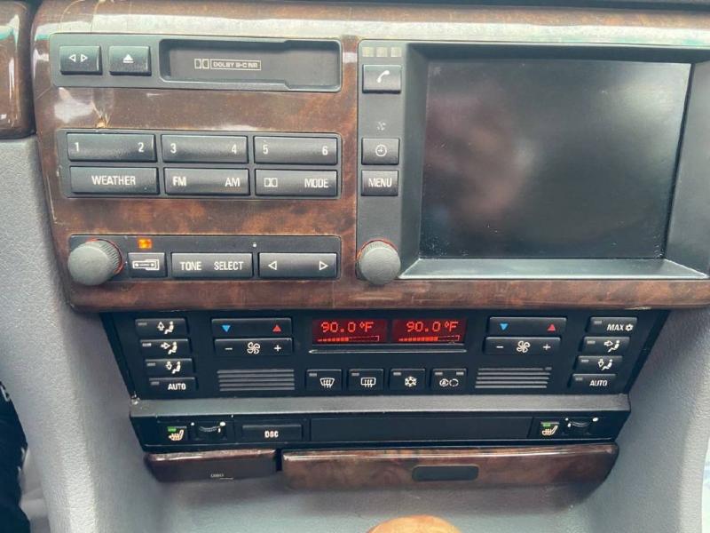 BMW 740 1998 price $1,300