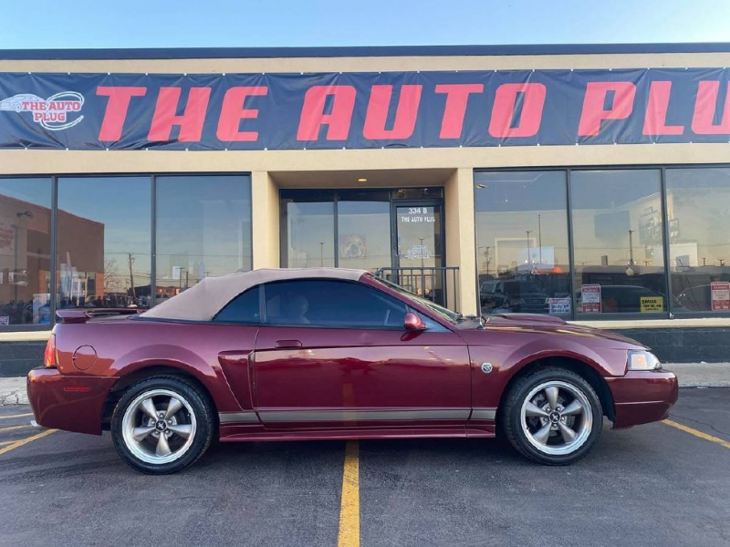 FORD MUSTANG 2004 price $4,995