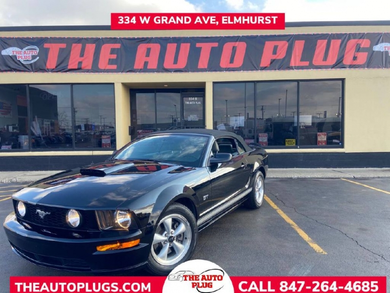 FORD MUSTANG 2008 price $17,999