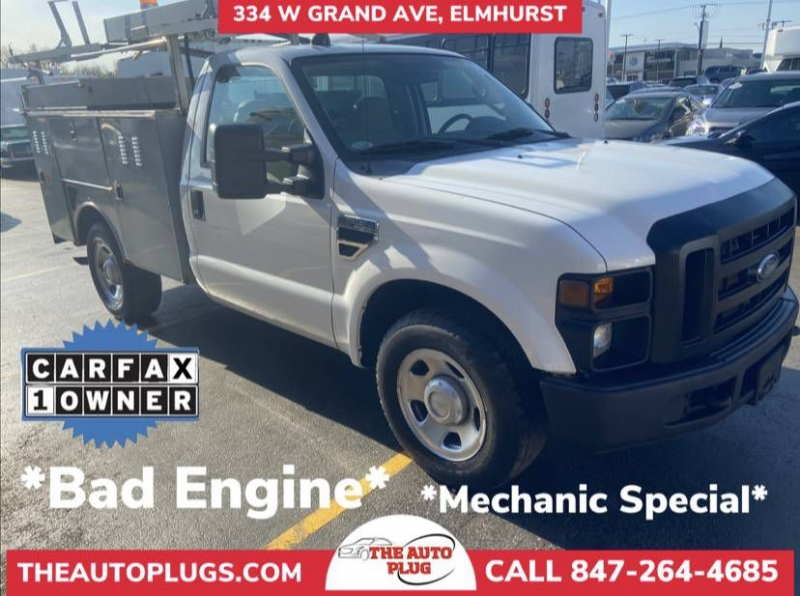 FORD F350 2008 price $2,495