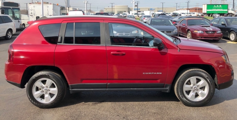 JEEP COMPASS 2015 price $6,795