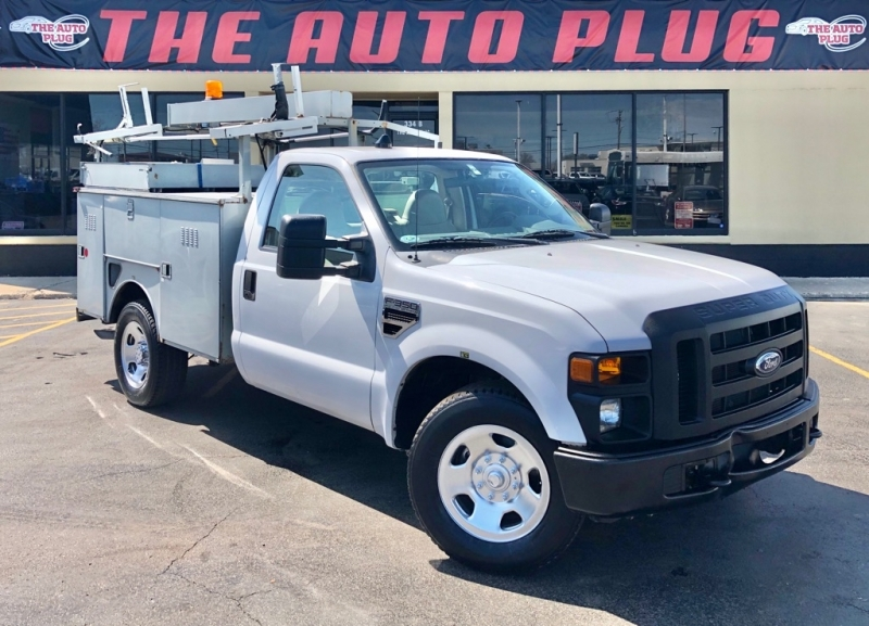 FORD F350 2008 price $8,795