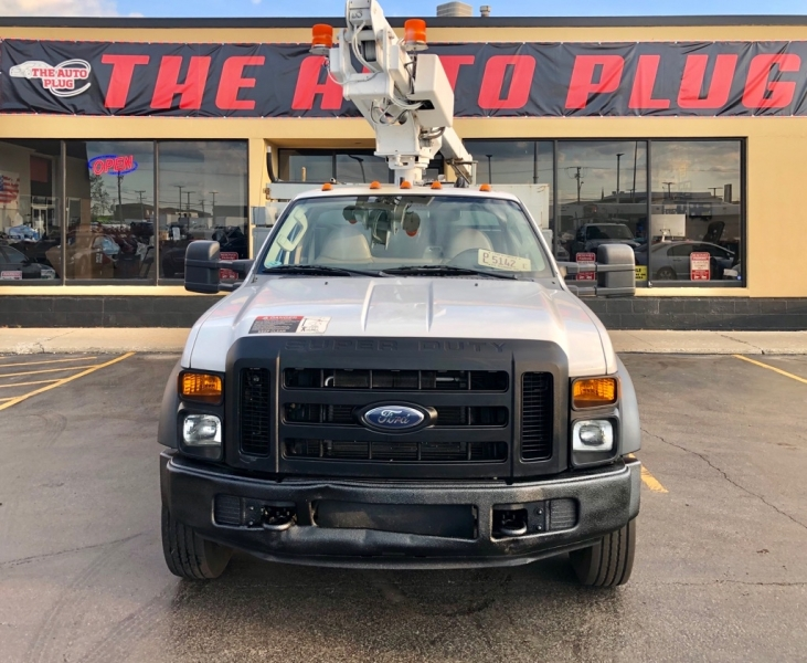 FORD F450 2008 price $8,995