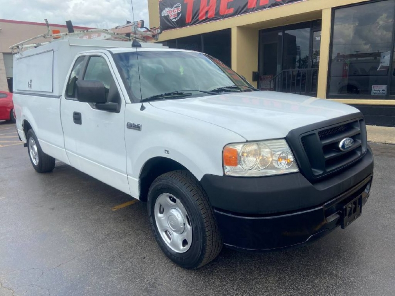 FORD F150 2008 price $7,495