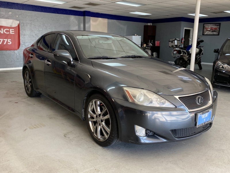 LEXUS IS 2008 price $8,950 Cash