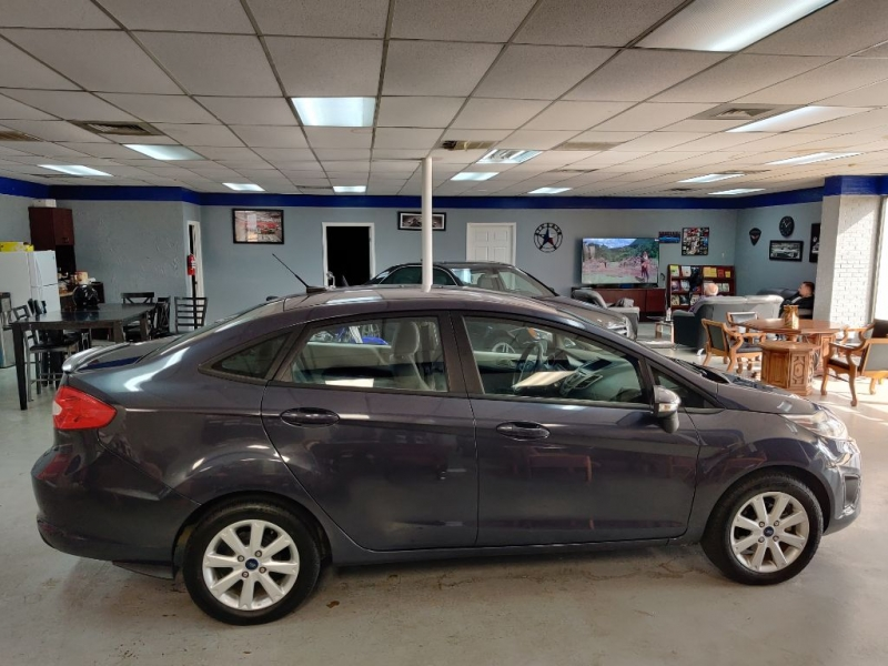 FORD FIESTA 2013 price $6,490