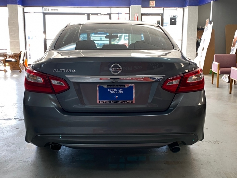 NISSAN ALTIMA 2016 price $10,950