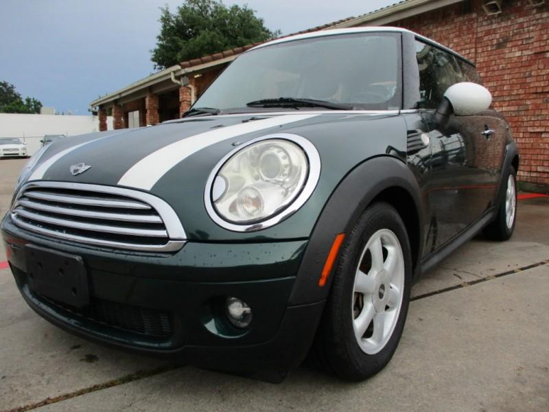 2010 Mini Cooper Hardtop 2dr Cpe Top Motors Auto Dealership In Garland