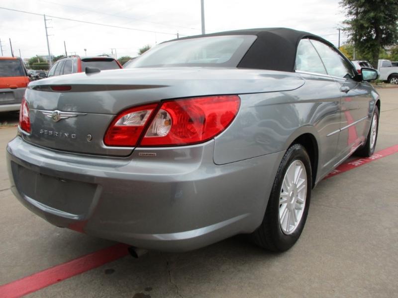 Chrysler Sebring 2008 price $3,795 Cash