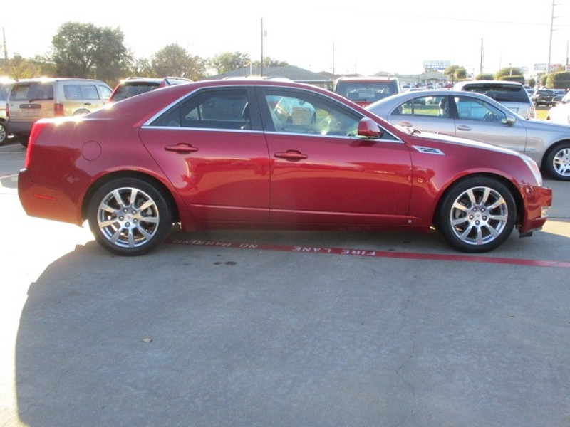 Cadillac CTS 2008 price $5,495 Cash