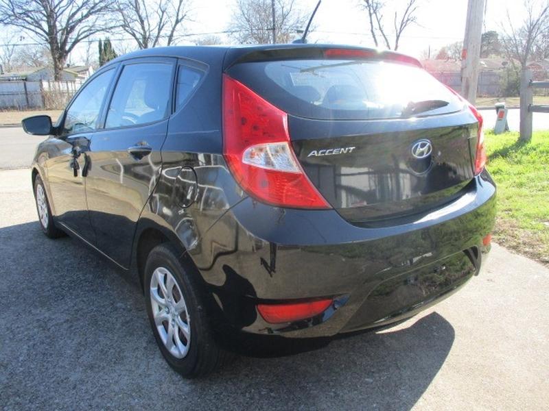 Hyundai Accent 2013 price $4,495 Cash