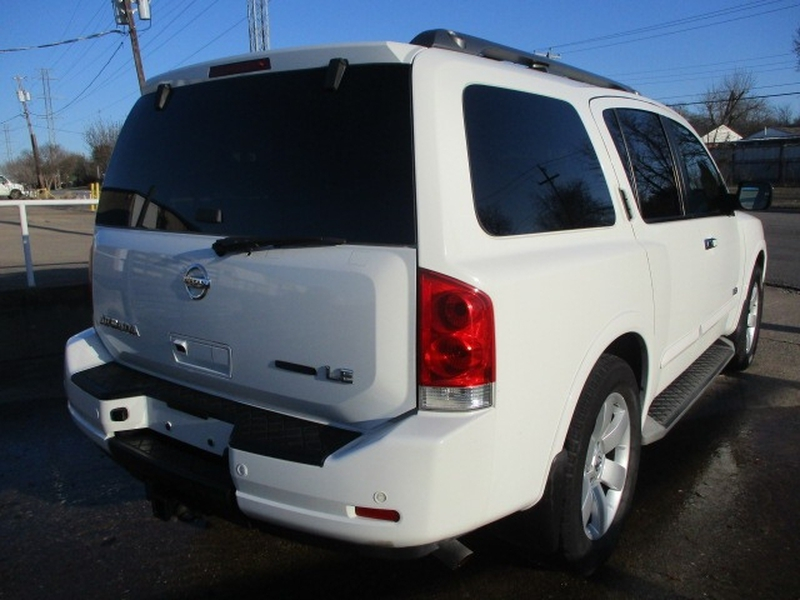 Nissan Armada 2009 price $6,495 Cash