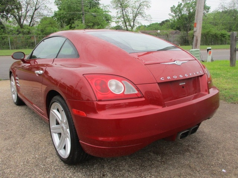 Chrysler Crossfire 2004 price $3,495 Cash