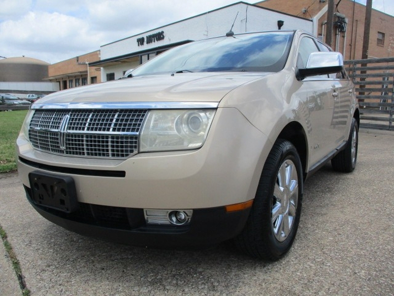 Lincoln MKX 2007 price $5,495 Cash