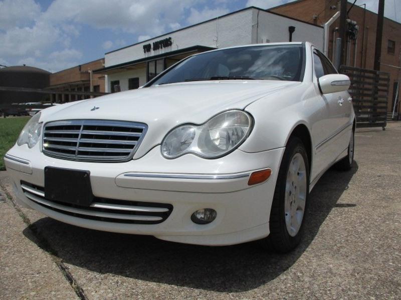 Mercedes-Benz C-Class 2006 price $5,995 Cash