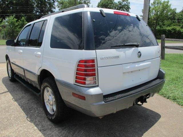 Mercury Mountaineer 2002 price $3,995 Cash