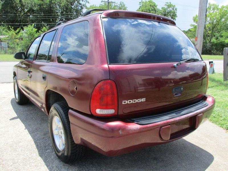 Dodge Durango 2001 price $3,795 Cash