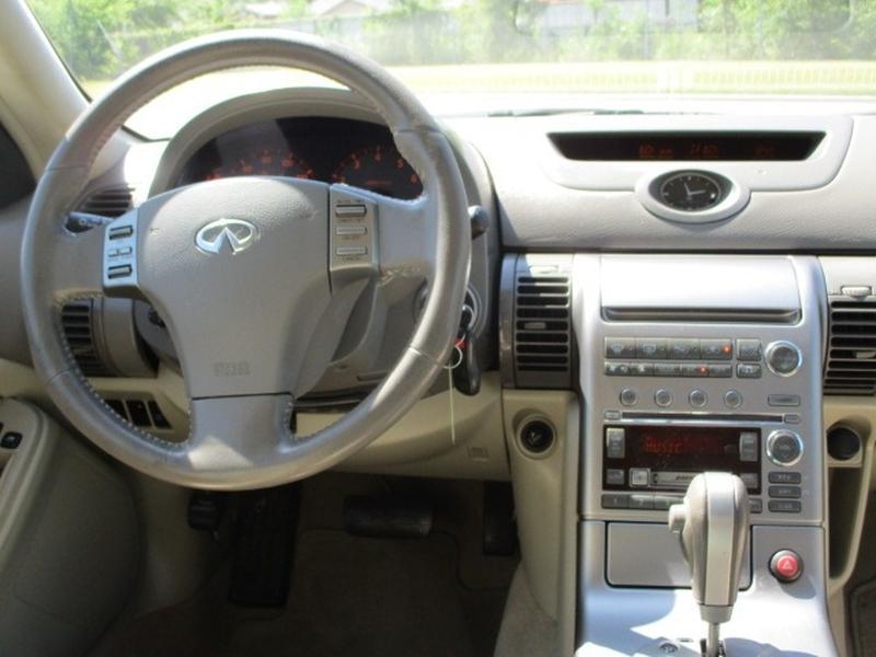 Infiniti G35 Sedan 2003 price $4,495 Cash