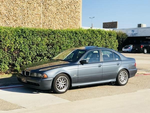 2001 BMW 530