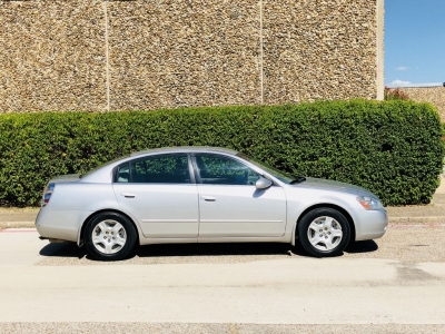 2003 NISSAN ALTIMA BASE