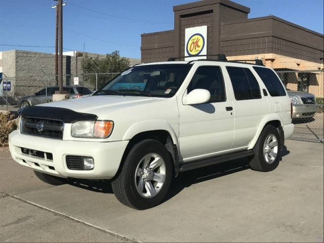 2002 Nissan Pathfinder LE 4WD 1 Owner No Accidents Auto