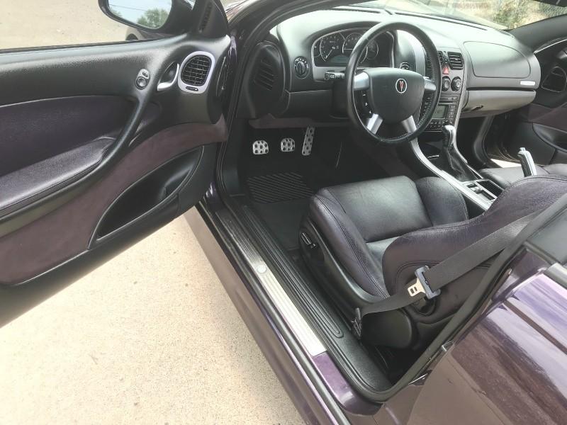 Pontiac GTO 2004 price $12,995