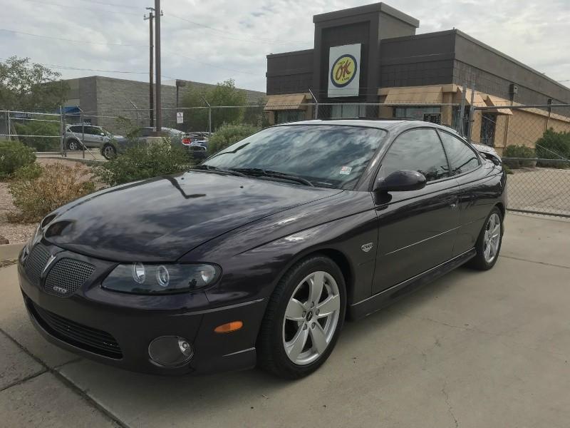 Pontiac GTO 2004 price $11,995