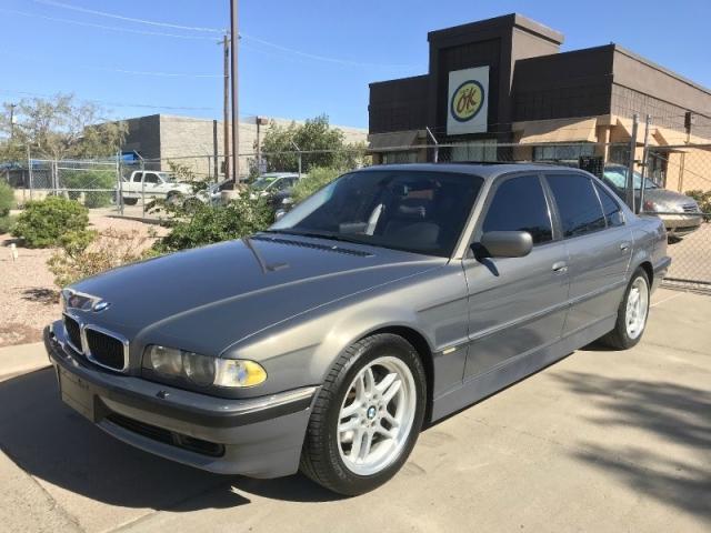 2001 BMW 7Series