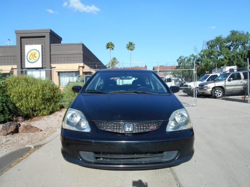 Honda Civic Si 2005 price $5,495