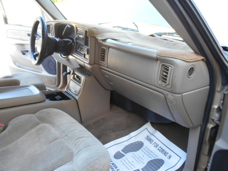 Chevrolet Silverado 1500 2001 price $3,795