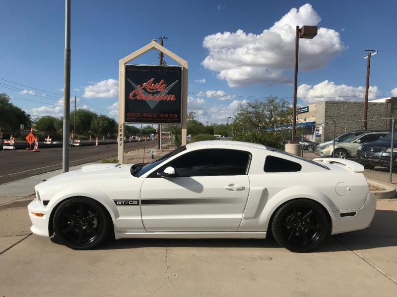 Ford Mustang 2008 price $17,970