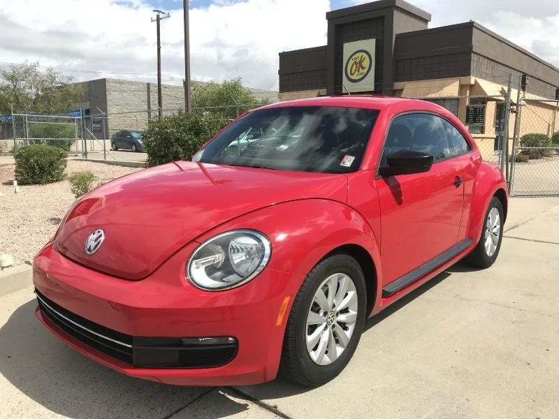 Volkswagen Beetle 2014 price $6,995