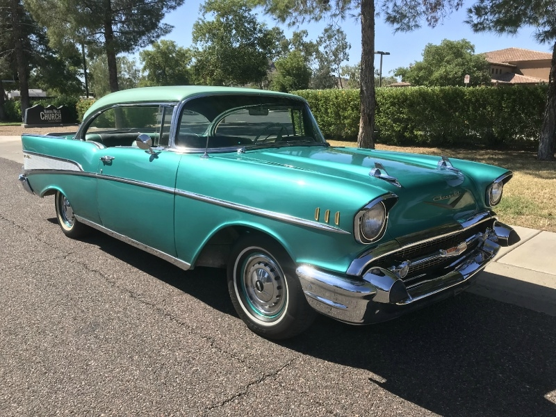 Chevrolet Bel Air 1957 price $34,995