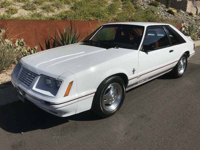 Ford Mustang 1984 price $14,995