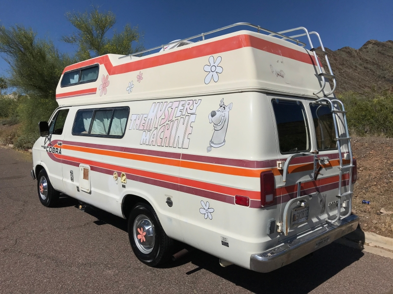 Dodge Maxivan 300 1979 price $8,500