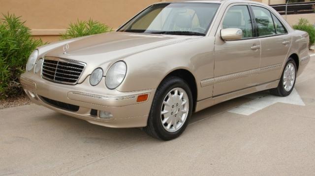 2001 Mercedes Benz E Class