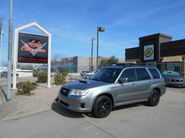 2007 subaru forester awd 4dr h4 turbo at sports xt auto for Subaru motors finance phone number