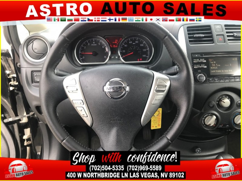 Nissan Versa Note 2014 price $5,495