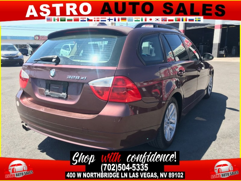 BMW 3-Series 2007 price $3,995