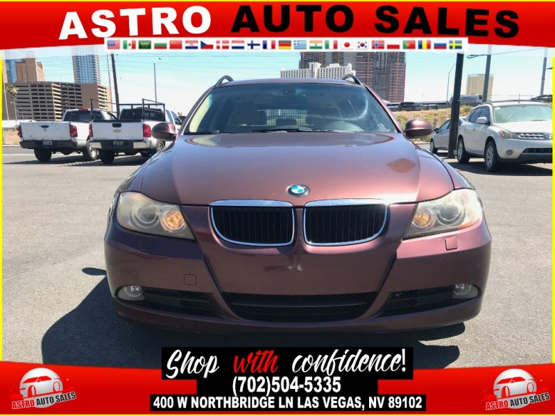 BMW 3-Series 2007 price $4,995