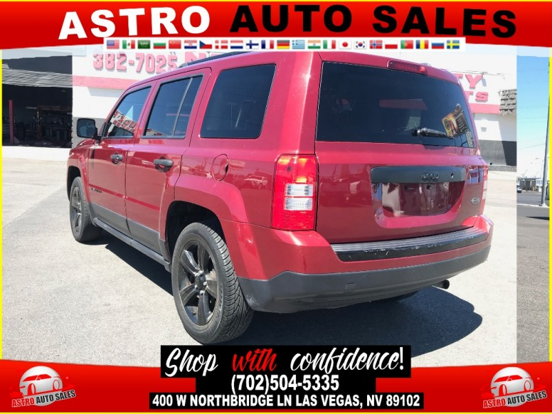 Jeep Patriot 2015 price $6,495