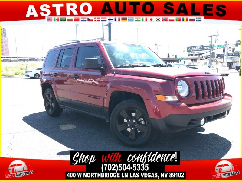 Jeep Patriot 2015 price $6,495
