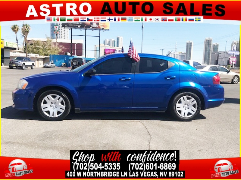 Dodge Avenger 2012 price $4,495
