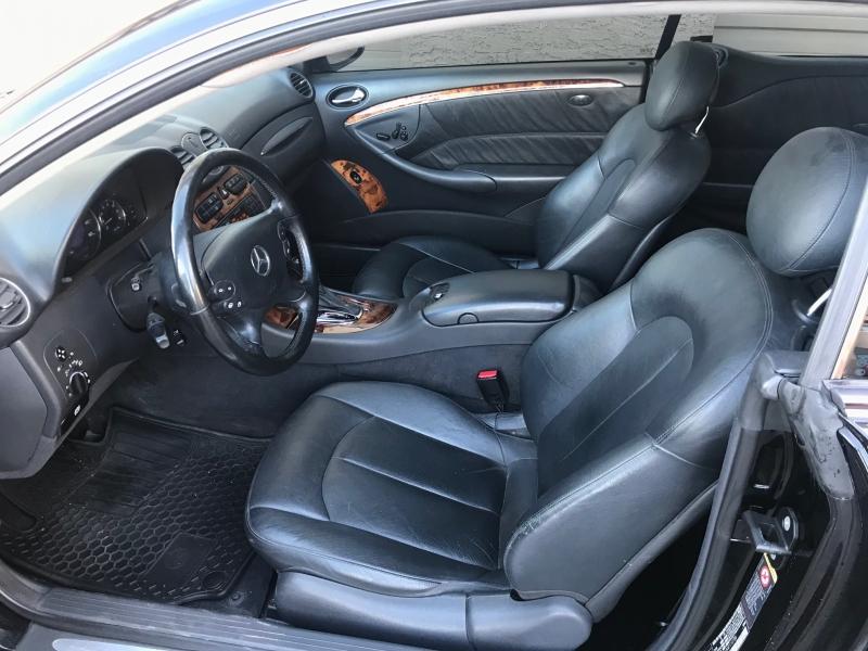 Mercedes-Benz CLK-Class 2004 price $5,900
