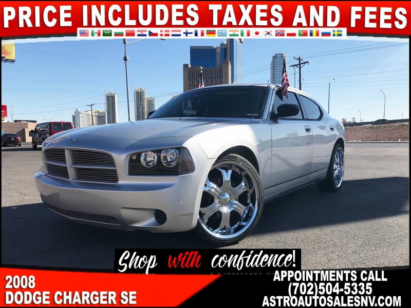 Dodge Charger 2008 price $4,995