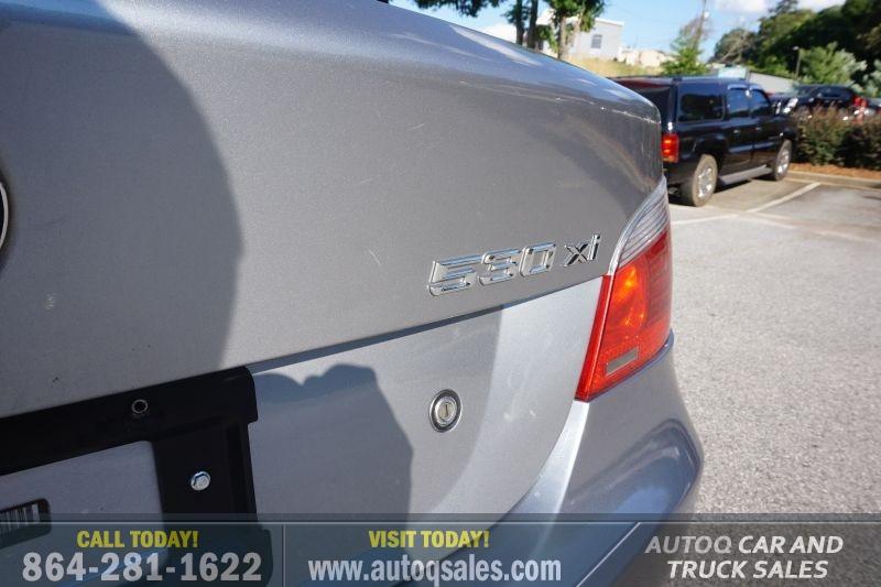 2006 BMW 5-Series 530xi Sedan AWD