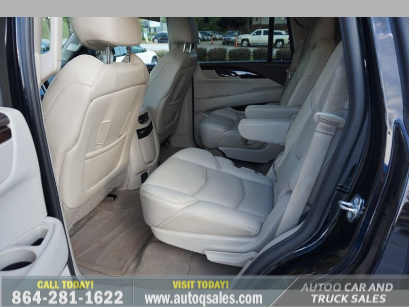 Cadillac Escalade 2015 price $34,991