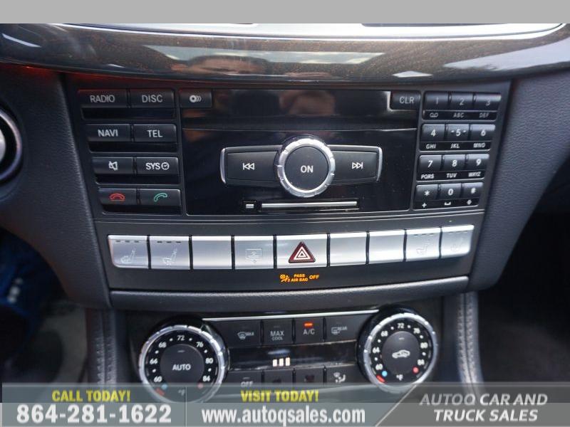 Mercedes-Benz CLS-Class 2012 price $18,991