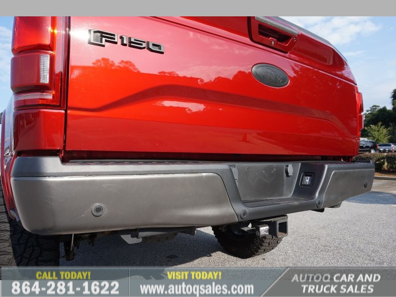 Ford F-150 2016 price $34,991